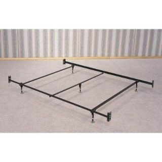 Queen Bed Frame Rail For Headboard & Fooboard 5 Gilds