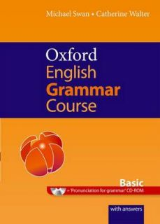 Oxford English Grammar Course Basic with Answers CD ROM Pack by