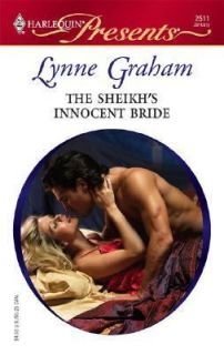 The Sheikhs Innocent Bride by Lynne Graham 2006, Paperback