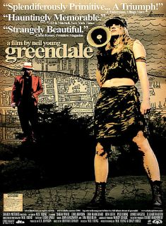 Neil Young   Greendale DVD, 2004