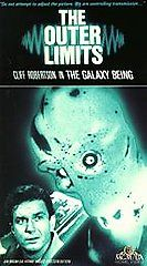 Outer Limits   The Galaxy Being (VHS, 1987) (VHS, 1987)
