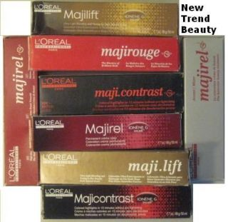 LOreal Professional Majirel Hair Color U Pick Any Dye