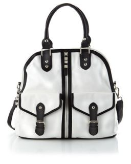 Handbags by Romeo & Juliet Couture Flap Pocket Tote