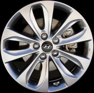 New 18 Alloy Wheels Rims for 2011 2012 Hyundai Sonata   Set of 4