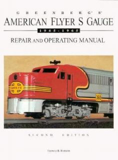 Greenbergs American Flyer S Gauge Operating and Repair Manual, 1945