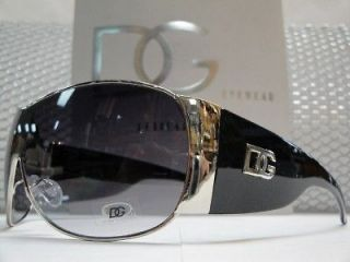 NEW MENS LADIES TRENDY OVERSIZED STYLE BLACK DG SKI BEACH SUN GLASSES