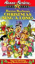 Hanna Barberas Christmas Sing Along VHS