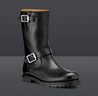 Jimmy Choo  York  Calf Leather Boot  JIMMYCHOO