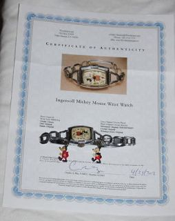 ingersoll mickey mouse watch in Watches, Timepieces