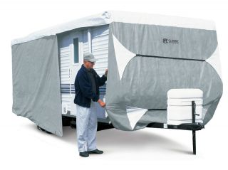 Classic Accessories PolyPro III Deluxe Travel Trailer camper Cover 30