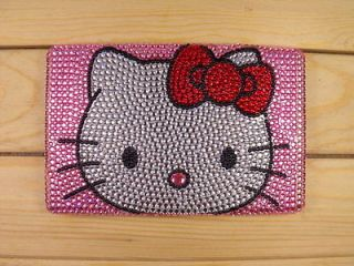 New Bling crystal hello kitty case cover for  Kindle Fire HD 7