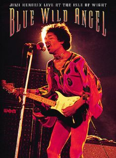 Jimi Hendrix   Blue Wild Angel Live at the Isle of Wight DVD, 2002