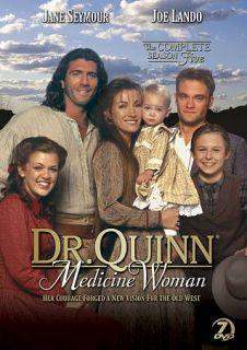 Dr. Quinn, Medicine Woman   The Complete Season 5 DVD, 2011, 7 Disc