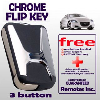 BRAND NEW HONDA KEYLESS CLICKER REMOTE ENTRY FLIP KEY FOB SWITCHBLADE