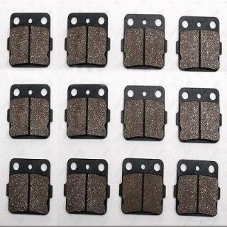 honda motorcycle brake pads