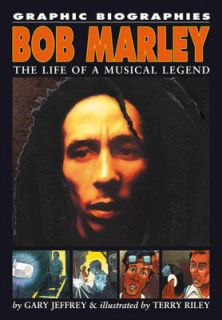 Gary Jeffrey, Terry Riley Bob Marley (Graphic Biographies) Book