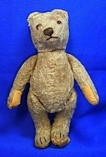 Antique German White Steiff or Hermann Teddy Bear #AH