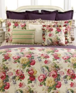 RALPH LAUREN Surrey Garden FULL / QUEEN Duvet Cover $430
