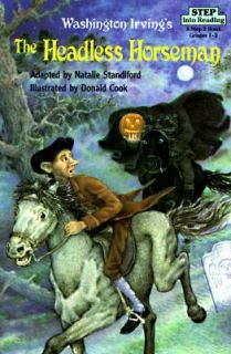 The Headless Horseman by Washington Irving and Natalie Standiford 1992