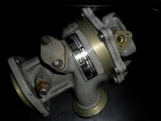 Newly listed ex RAF Plessey Rolls Royce Spey Jet Engine Main Fuel Pump