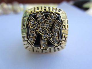 York Yankees World Series Championship Ring MLB ring 11 Jeter Gift