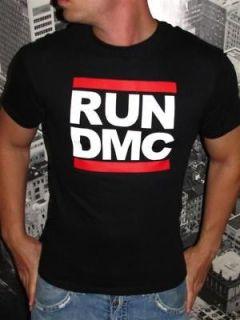 VINTAGE RUN DMC 80s CLASSIC RAP HIP HOP OG T SHIRT S