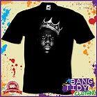 Biggie Smalls Notorious B.I.G. Hip Hop Music Mens T Shirt Gift Idea