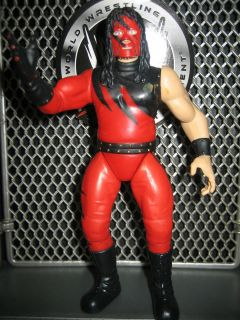 WWE Kane wrestling figure USED BCA lot of1 classic wwf superstars ecw