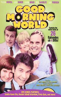 Good Morning World   Complete Series DVD, 2006, 4 Disc Set