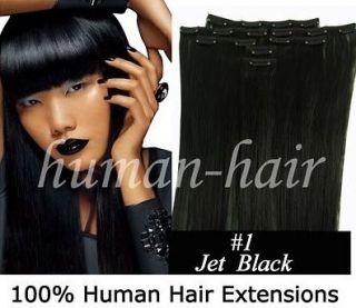 clip in human hair extensions in Hair Care & Salon