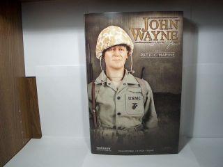 John Wayne Pacific Marine Sideshow movie Sgt. Striker 12 figure