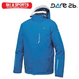 Dare2b Ski Jacket Waterproof Hooded Mens New Sweeper Coat New Size S