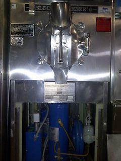 batch freezer in Ice Cream Machines
