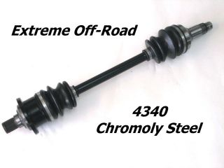 Arctic Cat 550 FIS TRV H1 Rear Right Left CV Joint Axle Exc XT Prowler