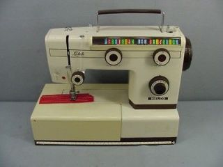 Nelco 235F LaBelle Xonic Sewing Machine