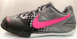 Elastico IC JR Youth Indoor Soccer Shoes 415129 006 Dark Grey/Black