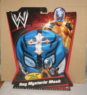 WWE REY MYSTERIO HALLOWEEN MASK BECOME YOUR FAVORITE SUPERSTAR