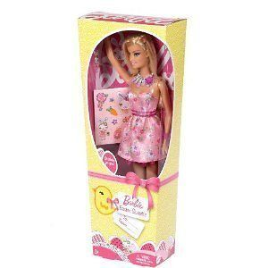2009 holiday barbie in Holiday Barbie