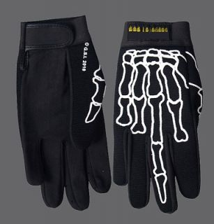 skeleton gloves in Clothing, Shoes & Accessories