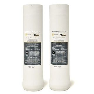 Whirlpool WHER25 & KENMORE UltraFilter 450 / 650 RO Pre & Post Filter