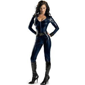 Iron Man 2 Avengers Black Widow Adult Costume Large Disguise Belt