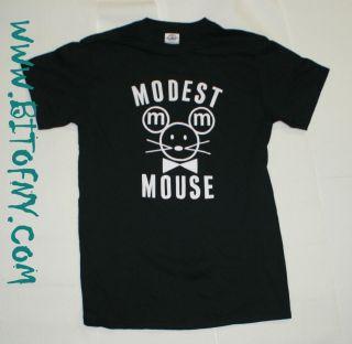 MODEST MOUSE T Shirt S,M,L,XL,2XL(USA)VINTAGE #4