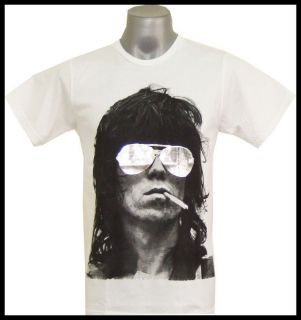 keith richards glasses tee t shirt t shirts size s m l xl