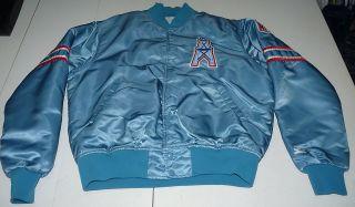 houston oilers jacket in Football NFL