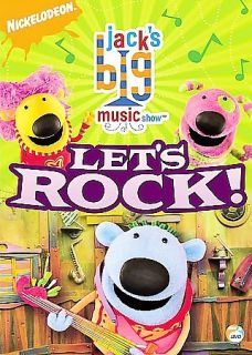 Jacks Big Music Show Lets Rock DVD, 2007, Checkpoint