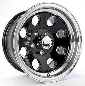 15 ION 171 Black Wheels Rims 5x4.5 Jeep Wrangler TJ YJ