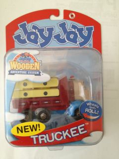 JAY JAY THE JET PLANE WOODEN ADVENTURE SYSTEM TRUCKEE