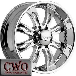 Newly listed 22 Chrome Incubus Nemesis 8 Wheels Rims 8x170 8 Lug Ford