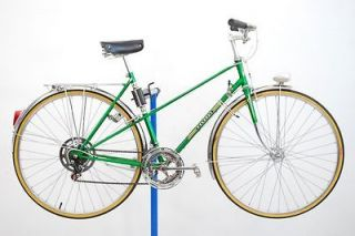 Vintage Peugeot UE 18 Ladies Step Through Mixte Touring Bicycle Bike