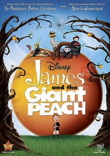james and the giant peach dvd in DVDs & Blu ray Discs